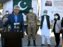 Cansino and Sinopharm vaccines procured by MoNHSR&C Received at Noor khan Airbase